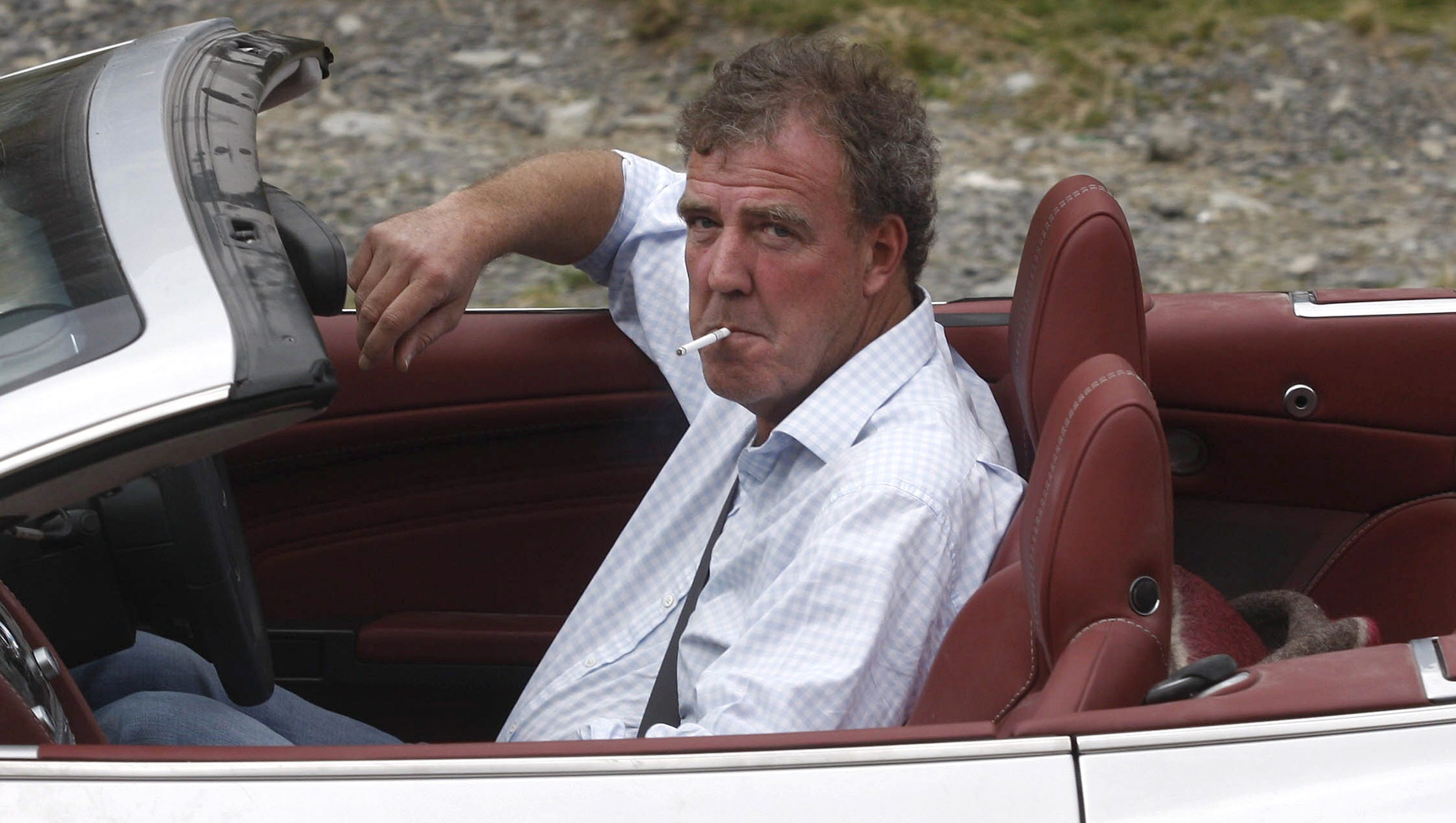 jeremy clarkson suspended from bbc 39 s 39 top gear 39. Black Bedroom Furniture Sets. Home Design Ideas