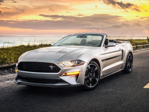 Ford Mustang Gt California Special Edition