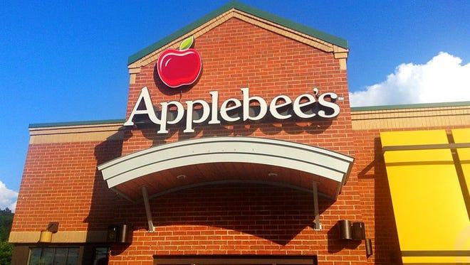 An Applebee's in Connecticut.