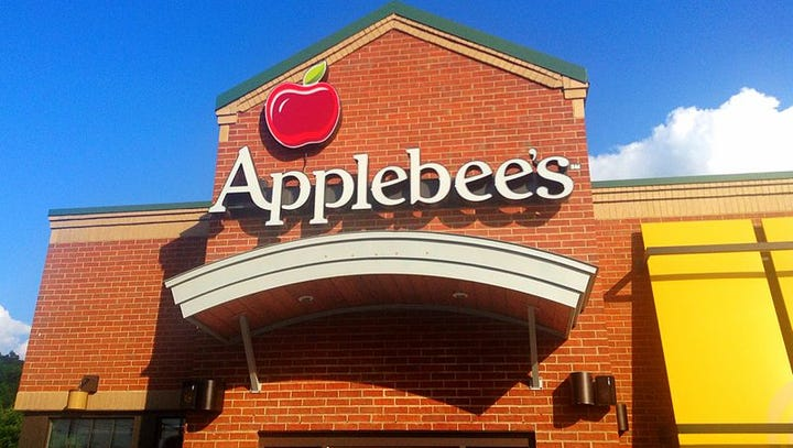 An Applebee's in Connecticut.