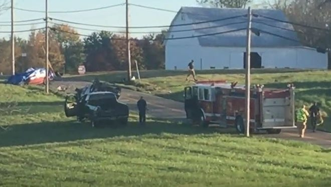 Police are investigating a head-on accident in Independence that killed five people Thursday.
