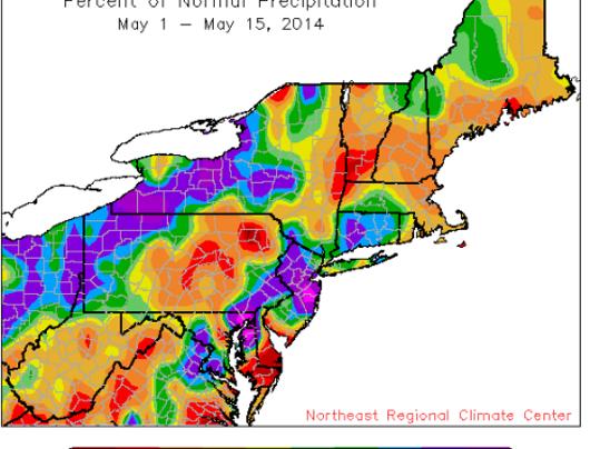 Source: Northeast Regional Climate Center