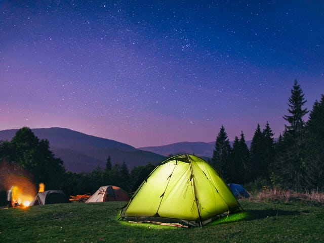 Enjoy a relaxing night under the stars this Father's Day. Enter to win a camping bundle from 5/23 to 6/12.