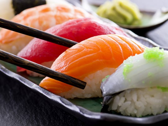 Where can you get the best sushi in town?