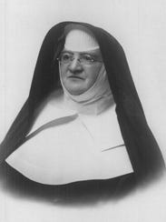 Mother Stanislaus O'Malley, Vermont foundress of Sisters