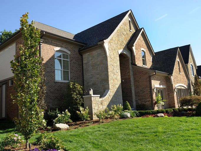 Homearama, a showcase of brand-new homes in the Christenbury