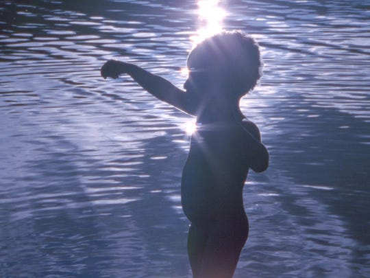 "An image from ""Birth of Innocence,"" a film about spirituality that had been at the center of a criminal case."