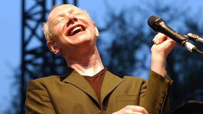 British singer Joe Jackson will headline The Grand in Wilmington Friday night.