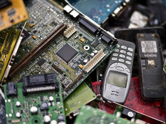 Electronics Scrap Recycling At Aurubis