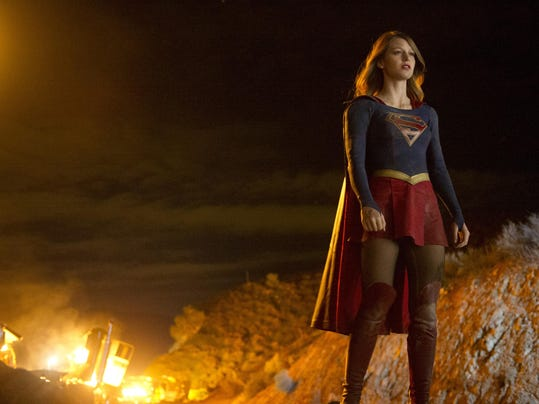 'Supergirl' looks ready to crush the competition