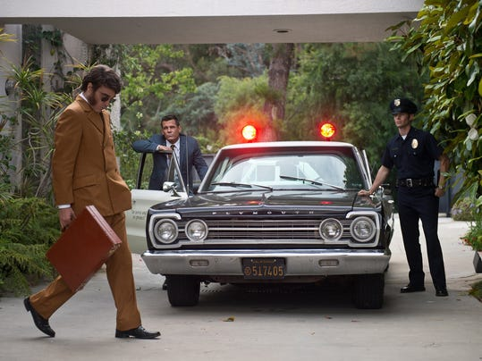 THe 'Vice' inherent in this mystery-comedy is its randomness