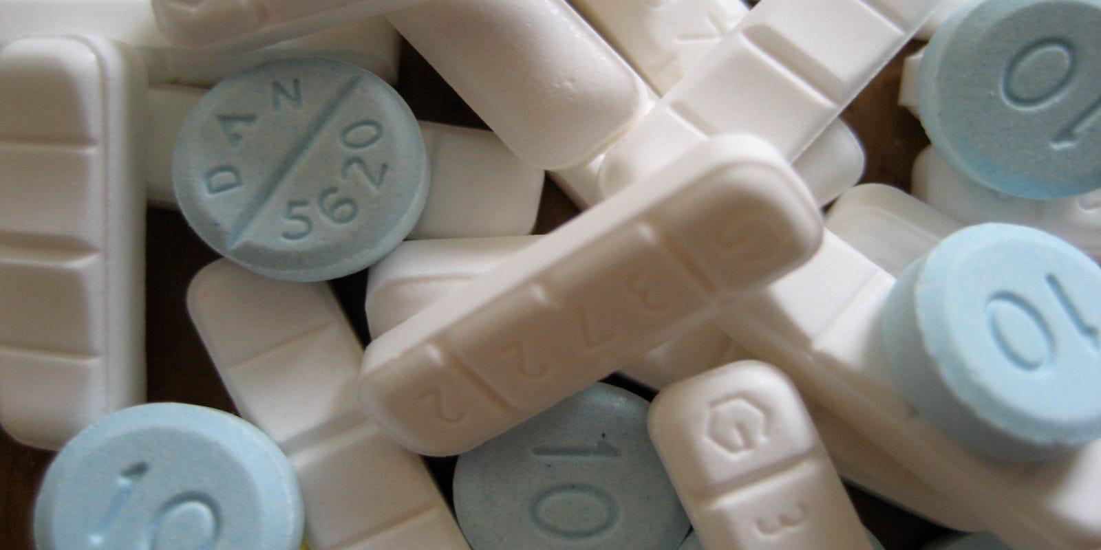 photos of generic xanax pills