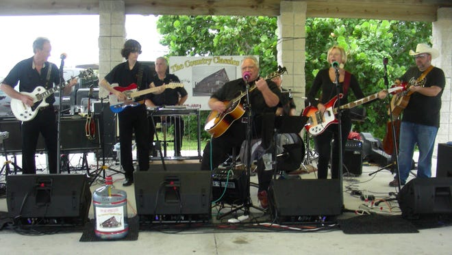 The Ring of Fire band will play at Sebastian Inlet State Park as part of the Night Sounds concert series.