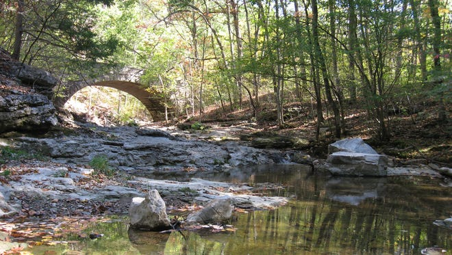 McCormick's Creek State Park, Spencer, Ind. (Provided by Indiana Department of Natural Resources)