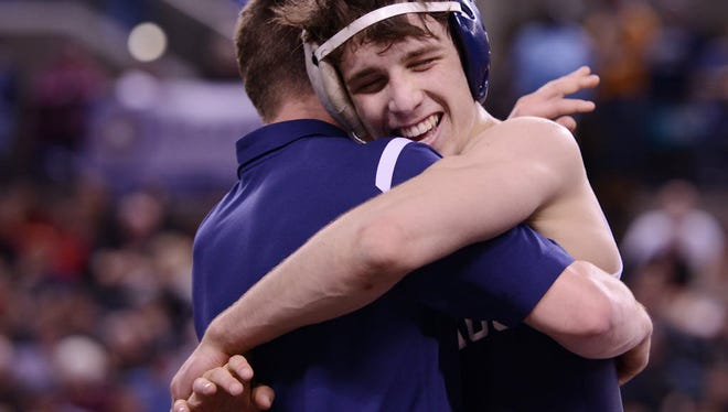 Paramus Kyle Cochran (right) is hoping for another deep state tournament run.