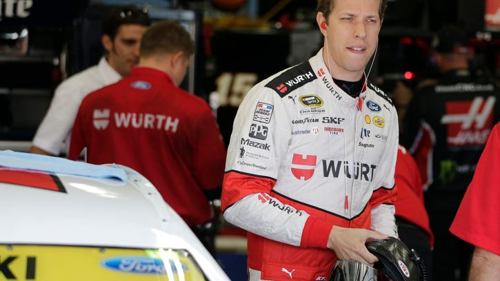 Keselowski says dynamic has changed for Chase points leaders