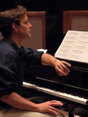 "Composer Jake Heggie will be in Cincinnati for a workshop of his new opera, ""Great Scott"""
