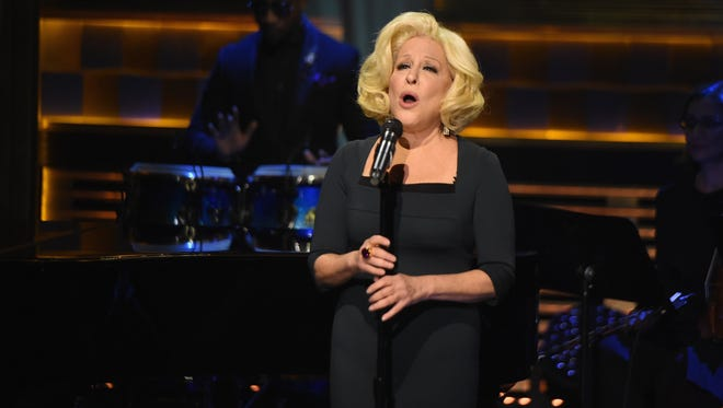 Bette Midler will perform June 10 at the Palace of Auburn Hills.