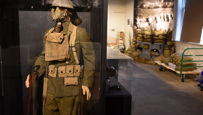 "The Museum of East Tennessee History exhibit ""In the Footsteps of Sergeant York"" opens Saturday. Alvin York, from Pall Mall, was a World War I Medal of Honor recipient and one of the most decorated soldiers of the war."