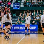 NCAA Volleyball Tournament-Second Round