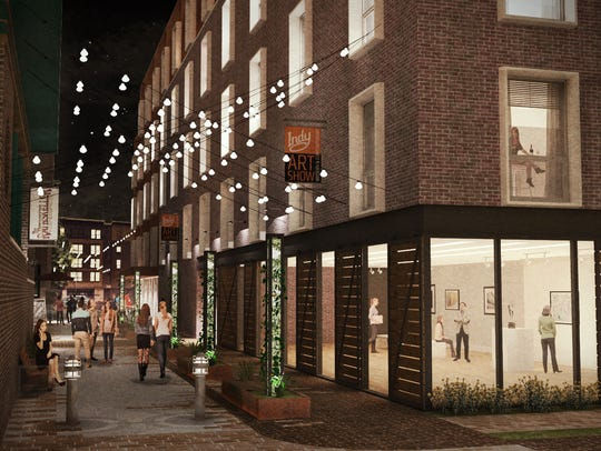 Chase Development Inc. is planning to build a mixed-use