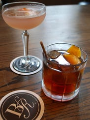 Classic and Revised Cocktails: Monkey Gland and Hoffa's