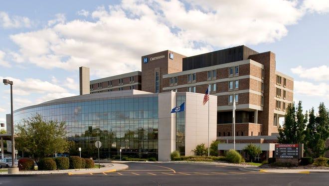 Crittenton Hospital in Rochester