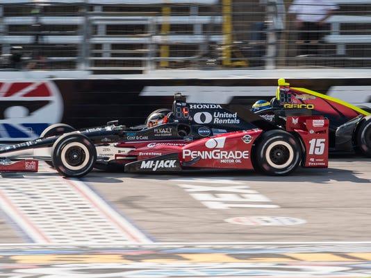 IndyCar: Firestone 600
