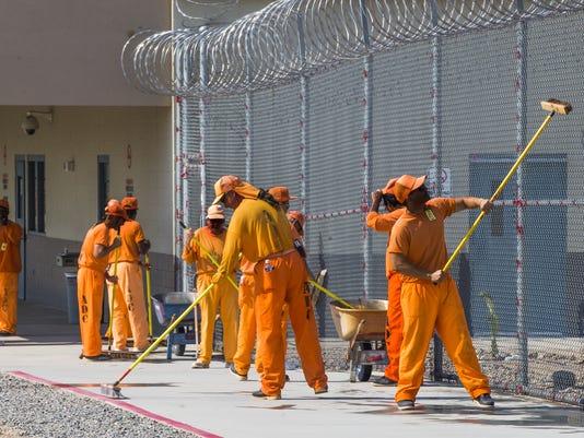 Arizona inmate workers
