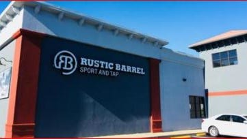The Rustic Barrel in Florence, Kentucky,seems to have joined other locations nationally in closing its doors.