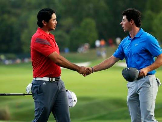 PGA third round