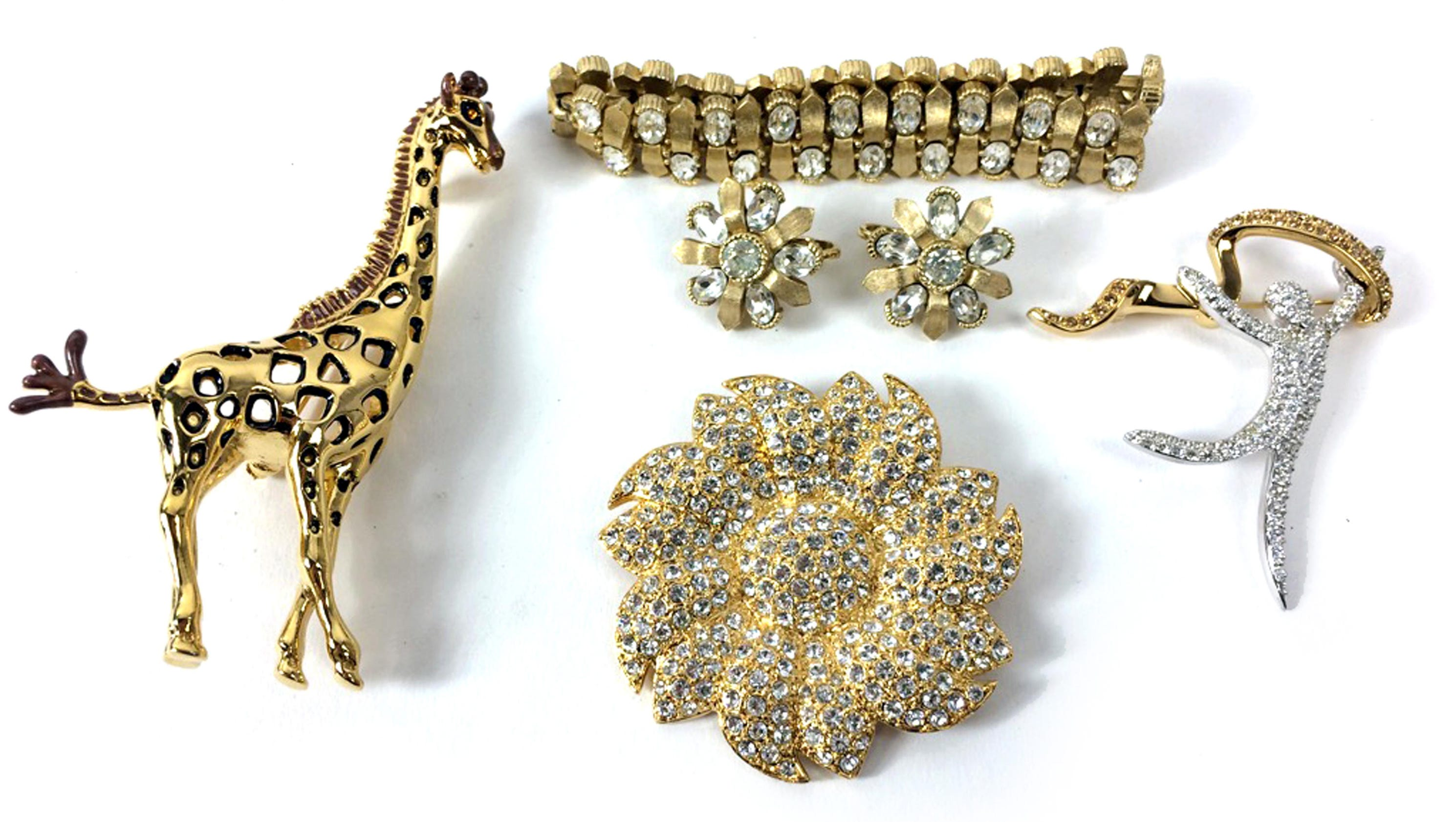 Costume jewelry appraisal style guru fashion glitz for How do you get jewelry appraised