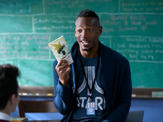 "Marlon Wayans stars in the Netflix Original ""Naked."""