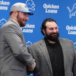 'Everybody's excited' about Detroit Lions' first-round pick Frank Ragnow