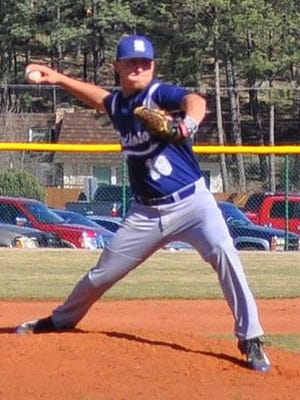 Ruidoso high School's Hayden Frierson will compete in the 1A-4A South All-Star baseball competition..