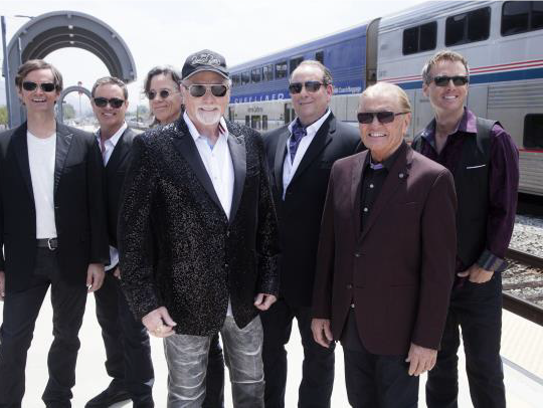 The Beach Boys will perform Saturday, Oct. 28 at the