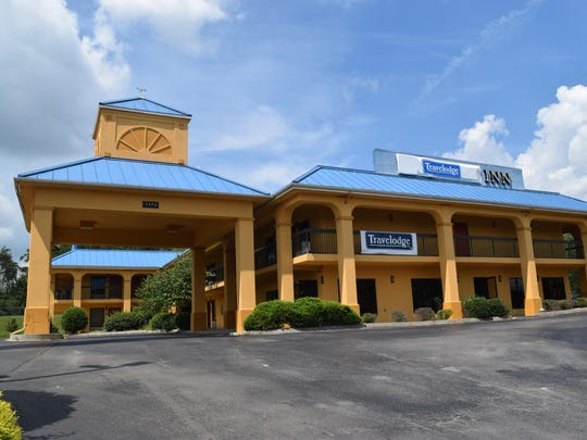 Blair Adams was found dead on July 11, 1996, at an under-construction Country Inn at 7471 Crosswood Boulevard. A Travelodge hotel stands at that address on Aug. 30, 2017.