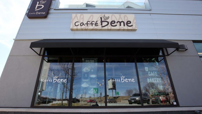 Caffe Bene opened in November 2014 in Farmers Park. It is now operating as The Press Coffee & Juice Bar.