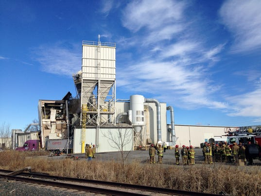 AP Industrial Accident Omaha