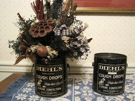submittedDiehl Candy Containers