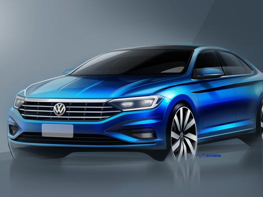 Volkswagen is expected to introduce the latest version