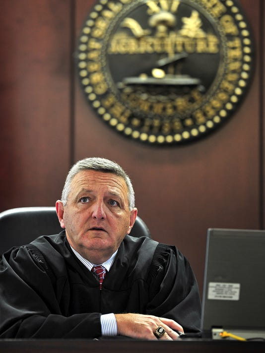 Judge Casey Moreland photo Tennessean