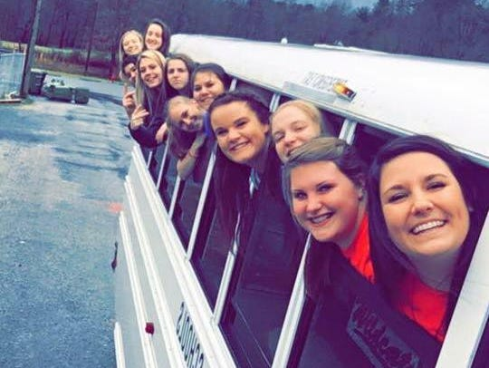 The Andrews basketball team traveled to East Wilkes for Thursday's second round of the NCHSAA 1-A playoffs.