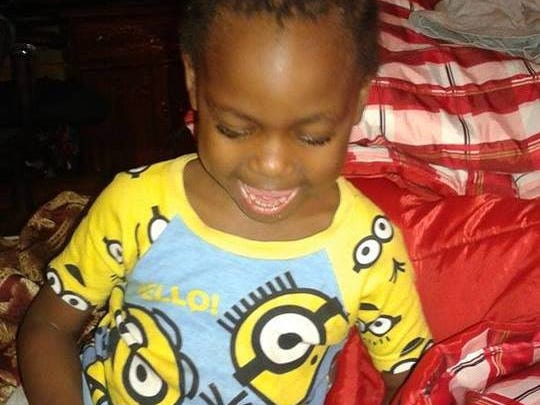 Cameron Price, 4, of Shreveport, La. was killed accidentally