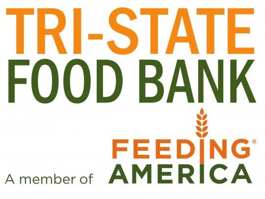 The Tri-State Food Bank is among the beneficiaries