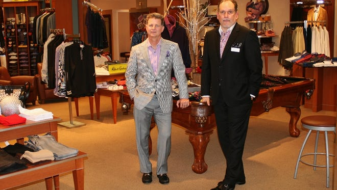 Ron Brodeur and Rob Carvell of Brodeur Carvell in Bell Tower Shops
