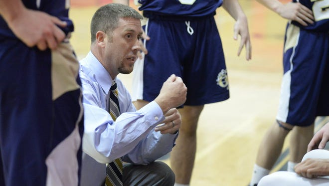 Coach Craig Ferraro's NV/Old Tappan team will rely on speed, pressure defense and outside shooting.