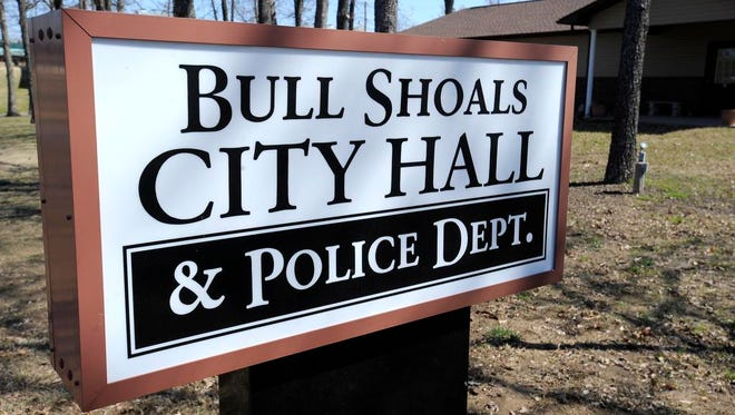 """The central topic of a Bull Shoals City Council special meeting on Monday was a letter from the USDA telling the city that its application for wastewater rehabilitation assistance still is considered """"incomplete."""""""