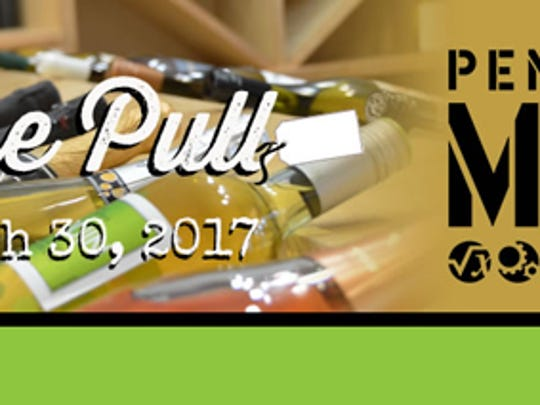 Pensacola MESS Hall Wine Pull.
