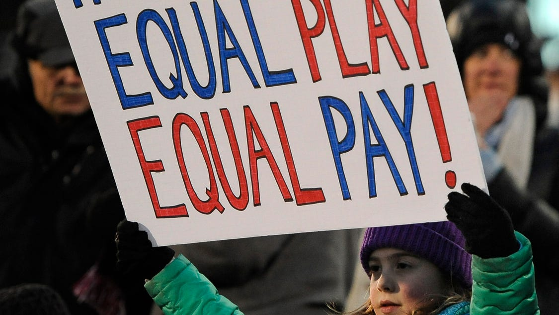 news more women ever paying